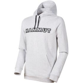 Mammut Logo Sweat à capuche ML Homme, highway melange PRT1